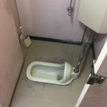 某食品工場 トイレ改修工事