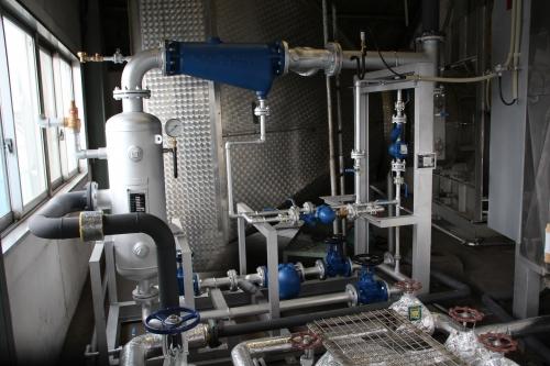 蒸気の省エネルギー提案